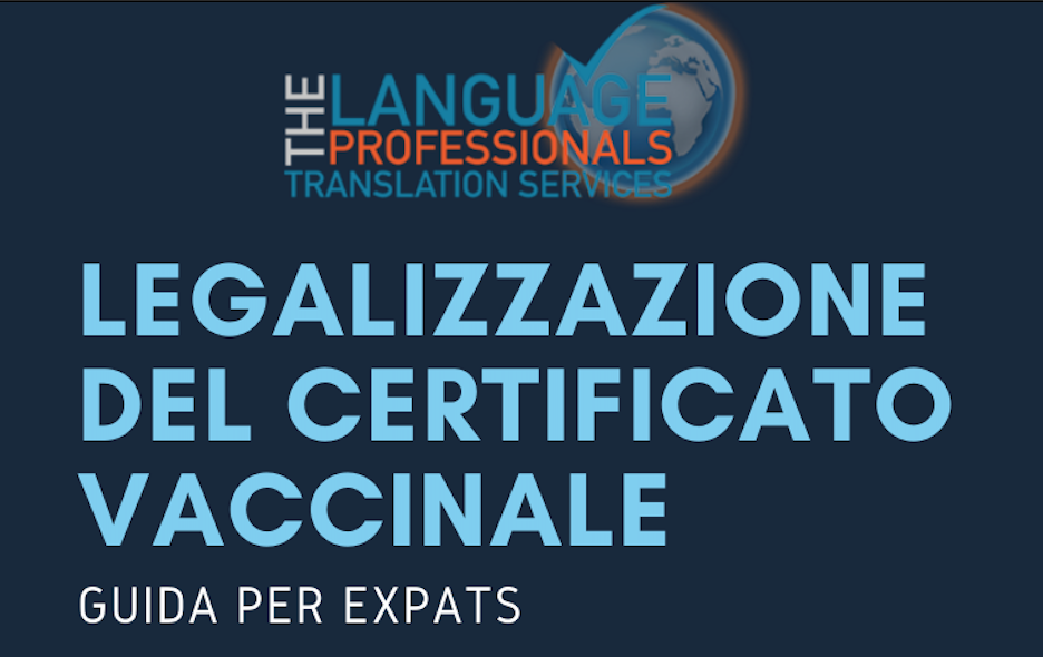 Legalization of Vaccination Certificates